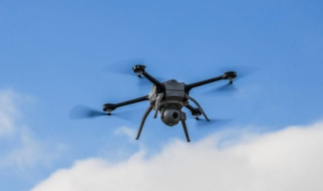 drone company can provide you with opportunities for aerial inspections
