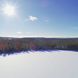 Frozen Lakes of Ontario