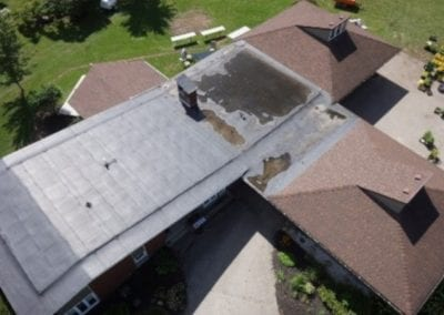 roof inspections are a must for any potential buyer