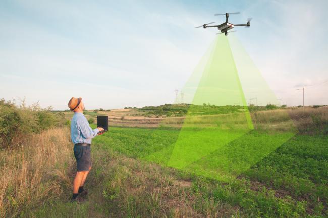 Advantages of Using a Drone Survey
