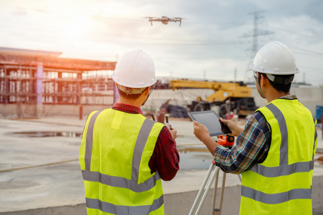 Intro to Drone Inspection Services
