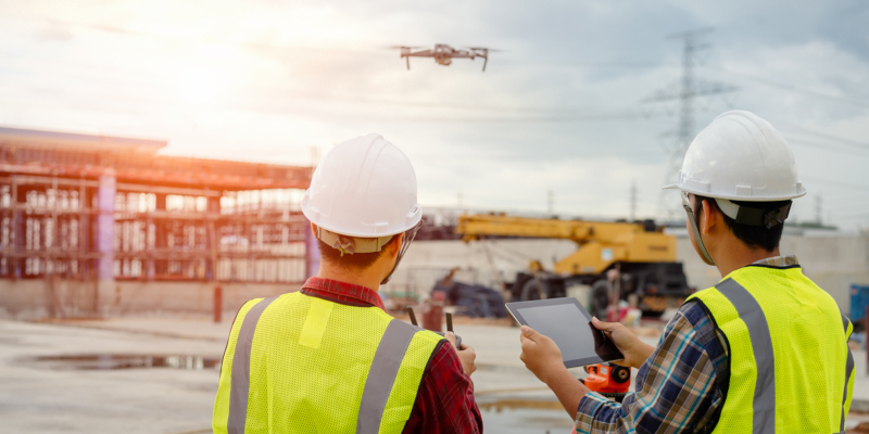 drone inspection services provide a better alternative