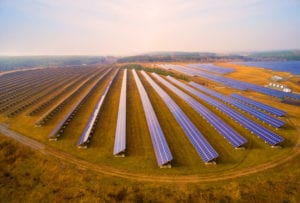 our drones can perform complete solar panel inspections